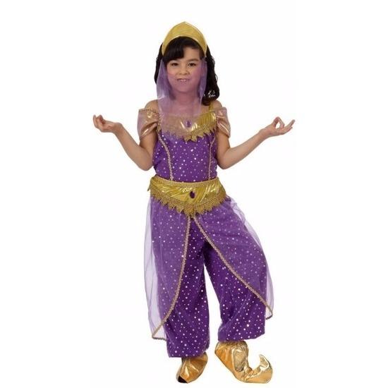 Arabische prinses Hafida kostuum voor meisjes