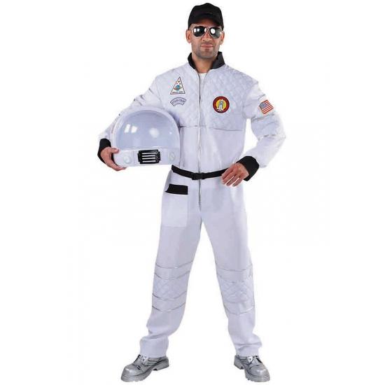 Astronaut verkleed kostuum voor heren