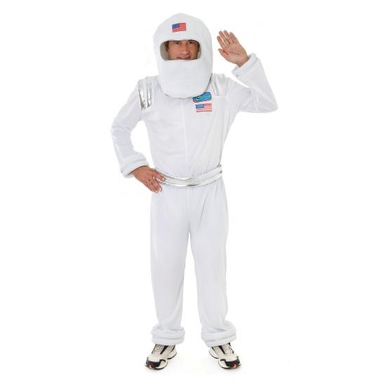Astronauten kostuum met helm