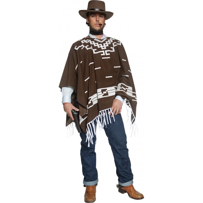 Authentieke western cowboy kostuum
