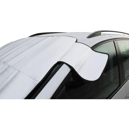 Auto anti-vorst/zonnescherm XL 143 x 105 cm