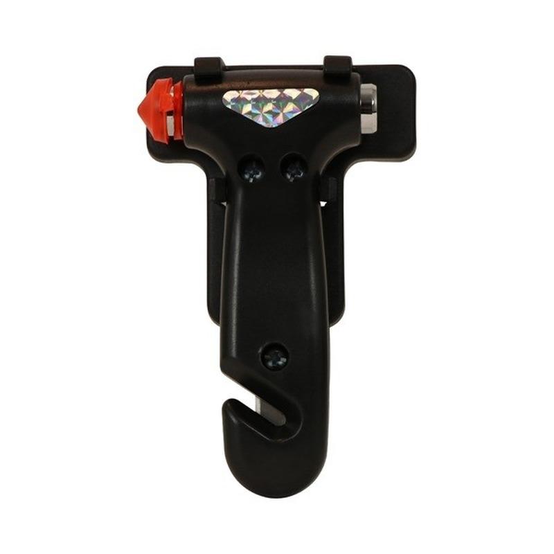 Auto noodhamer/veiligheidshamer met gordelsnijder