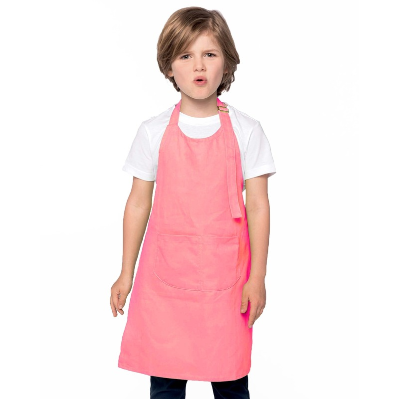 Basic kinderschort roze Roze