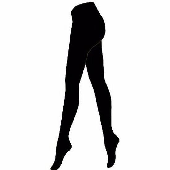 Basic panty zwart 60 denier voor dames