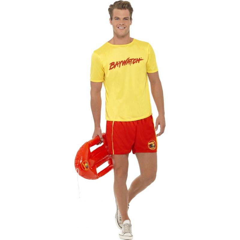Baywatch kostuum voor heren