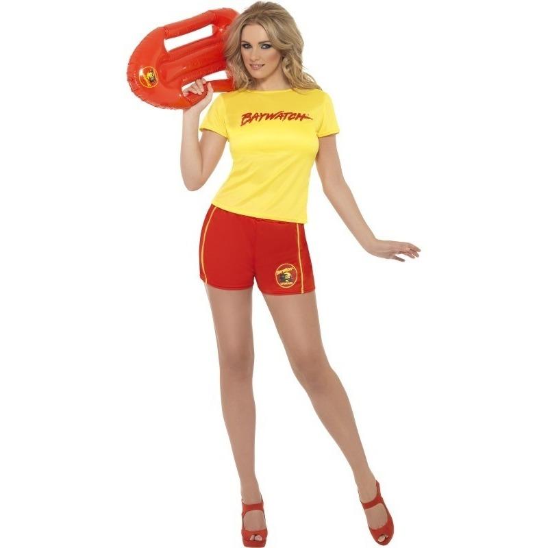 Baywatch verkleed kostuum voor dames