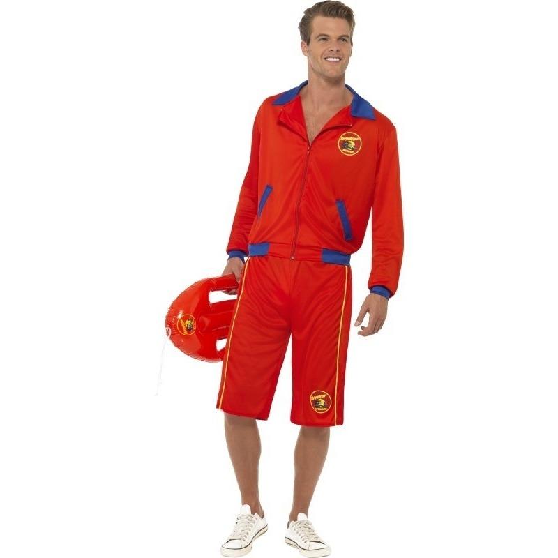 Baywatch verkleed kostuum voor heren
