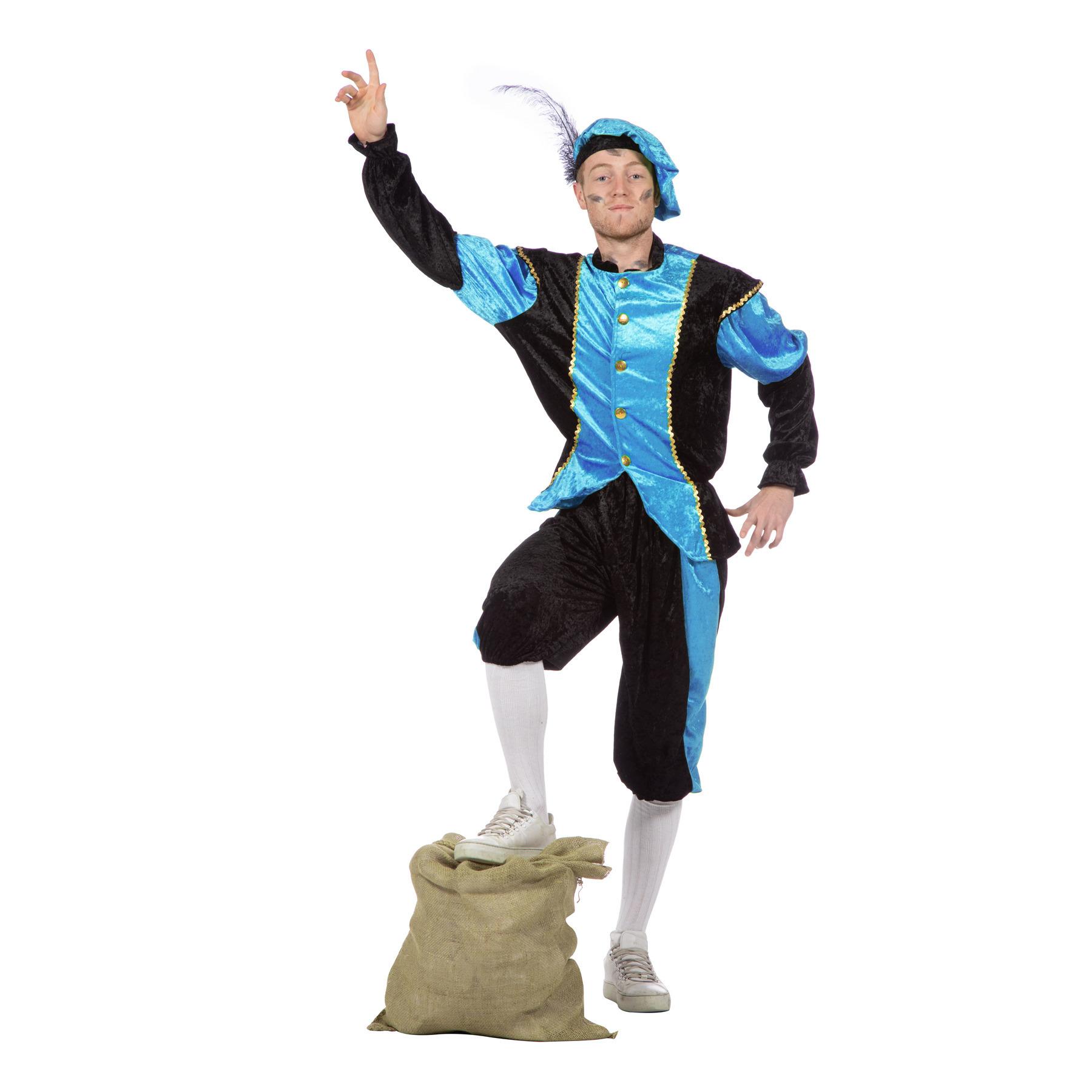 Blauw Pieten kostuum budget
