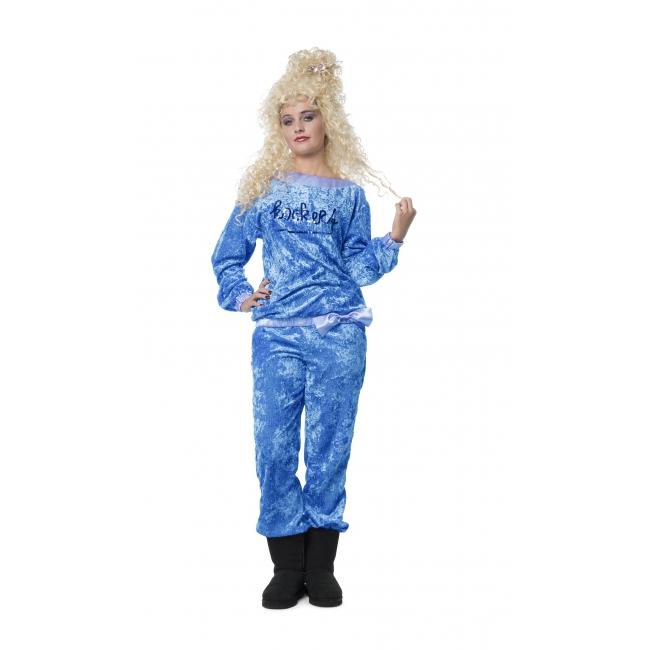 Blauw Roy Donders look-a-like huispak