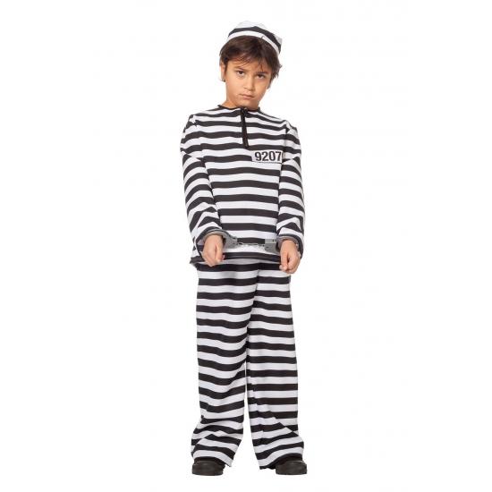 Boeven verkleed kostuum voor kinderen