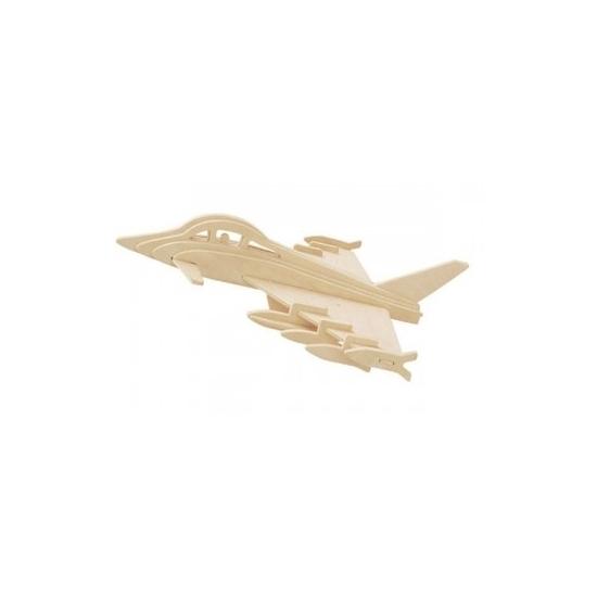 Bouwpakket Eurofighter straaljager Beige