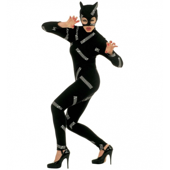 Catgirl/Catwoman kostuum