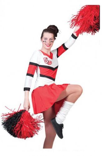 Cheerleader jurkje voor dames