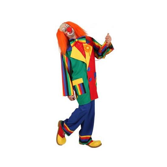 Clown jas voor heren