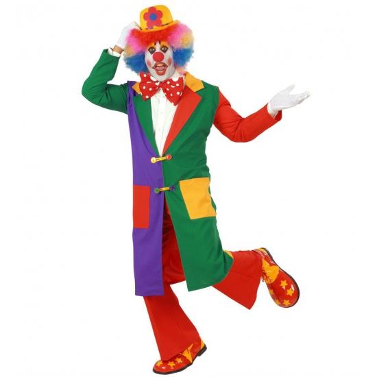 Clowns jas voor volwassenen