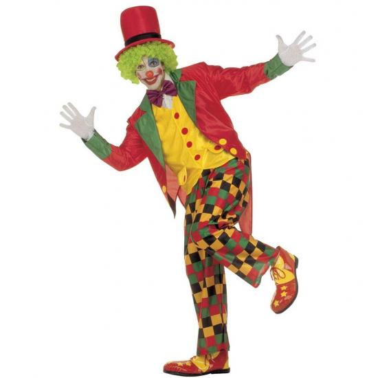 Clowns outfit voor volwassenen