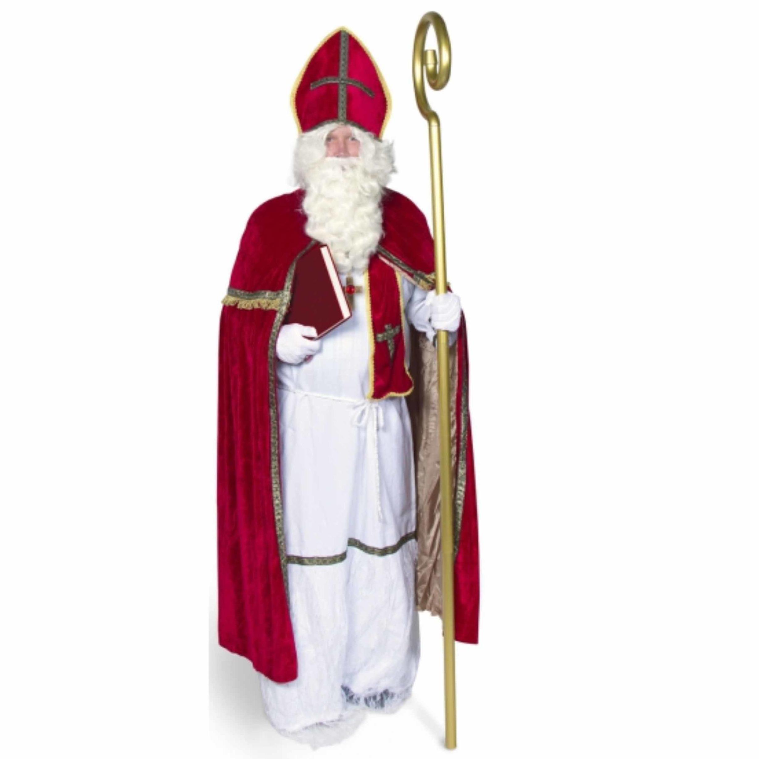 Compleet Sinterklaas kostuum
