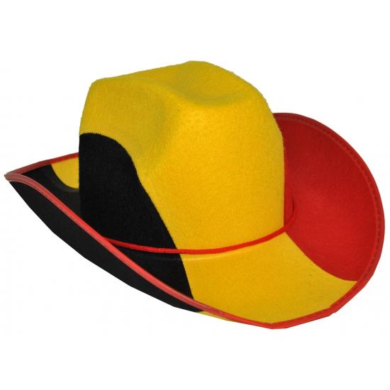 Cowboyhoed Belgie