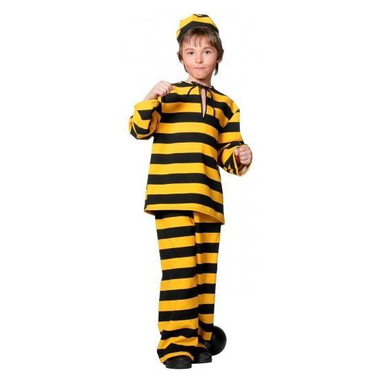 Dalton boeven kostuum voor kinderen