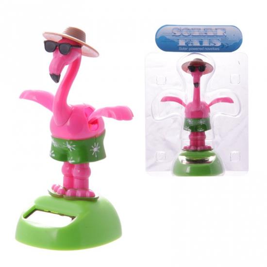 Dansende flamingo solar - Fopartikelen