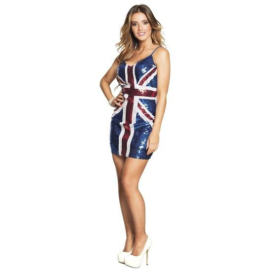 Dazzle jurkje Londen print