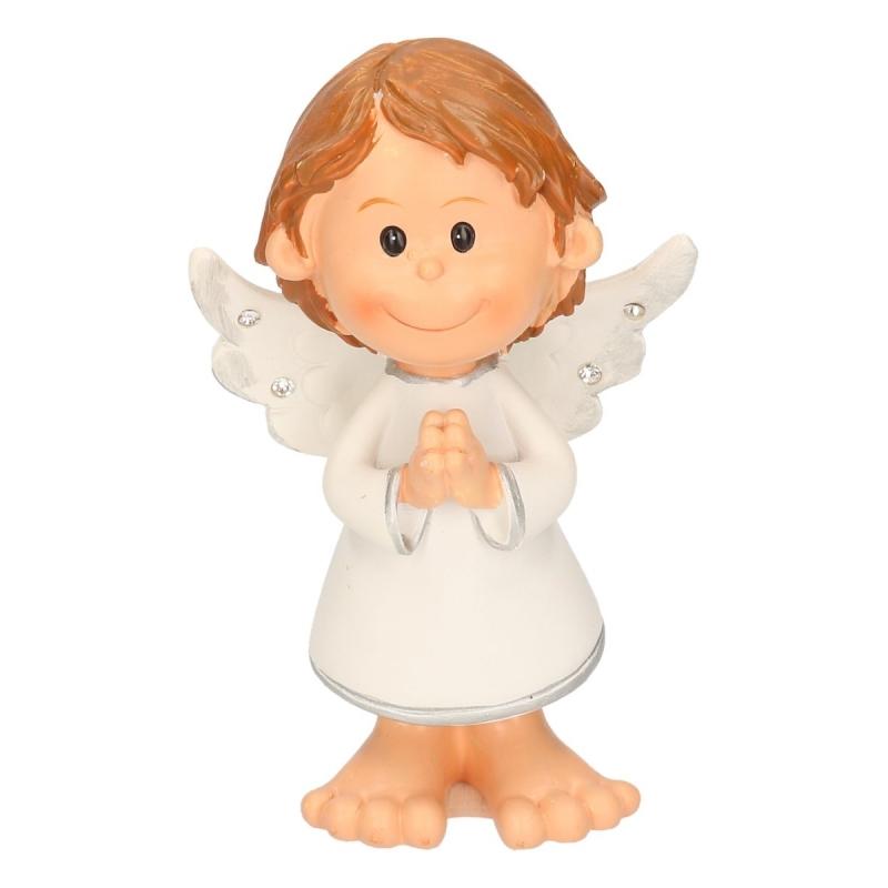 Decoratie engel biddend