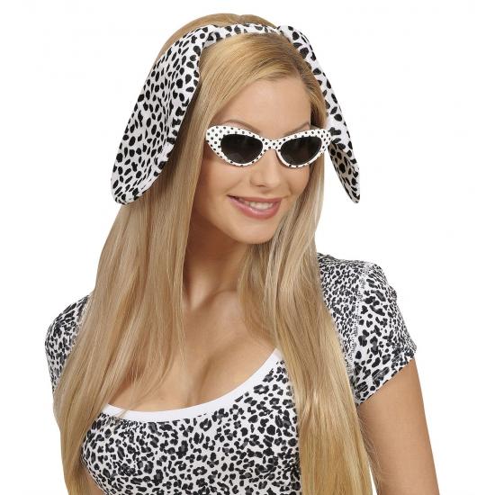 Diadeem honden oren Dalmatier