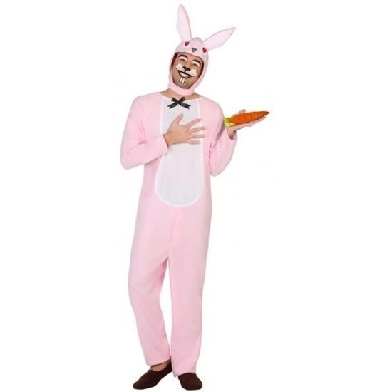 Dierenpak verkleed kostuum paashaas/konijn voor volwassenen