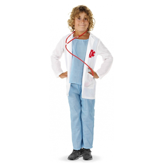 Dokters kostuum voor kinderen