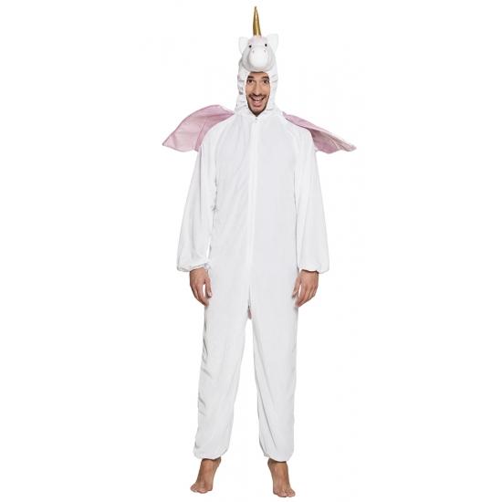 Eenhoorn dieren kostuum voor heren