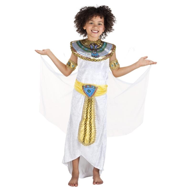 Egyptische godin Anoeket kostuum voor meisjes