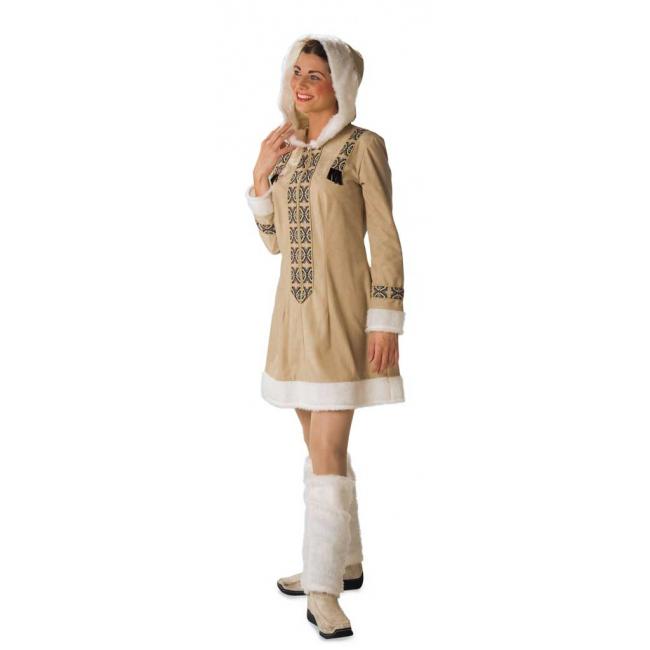 Eskimo kostuum voor dames