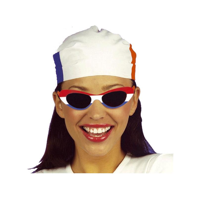 Feest bril Nederland ovaal