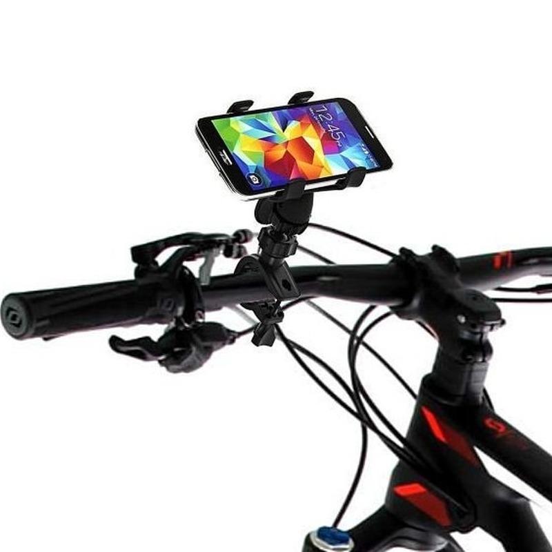Fiets universele smartphone/mobiele telefoonhouder