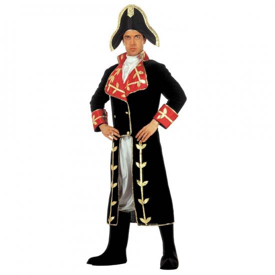 Fluwelen kostuum Napoleon
