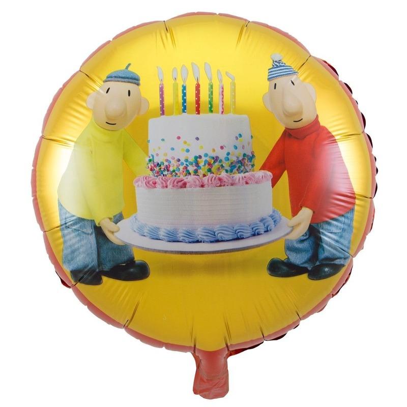 Folie ballon Buurman & Buurman 45 cm