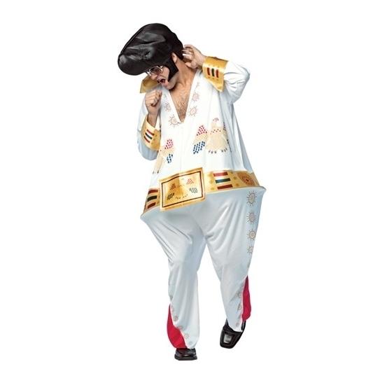 Fun dikke popster kostuum voor heren