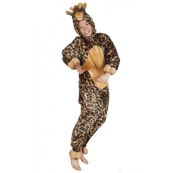 Giraffe dieren kostuum voor kinderen