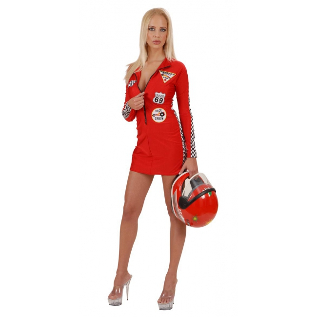 Grand prix race jurkje voor dames