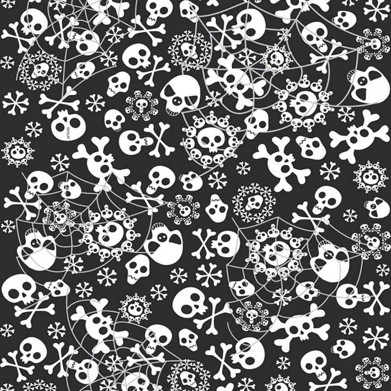 Halloween - 2x Tafelkleden botten 180 x 120 cm halloween versiering