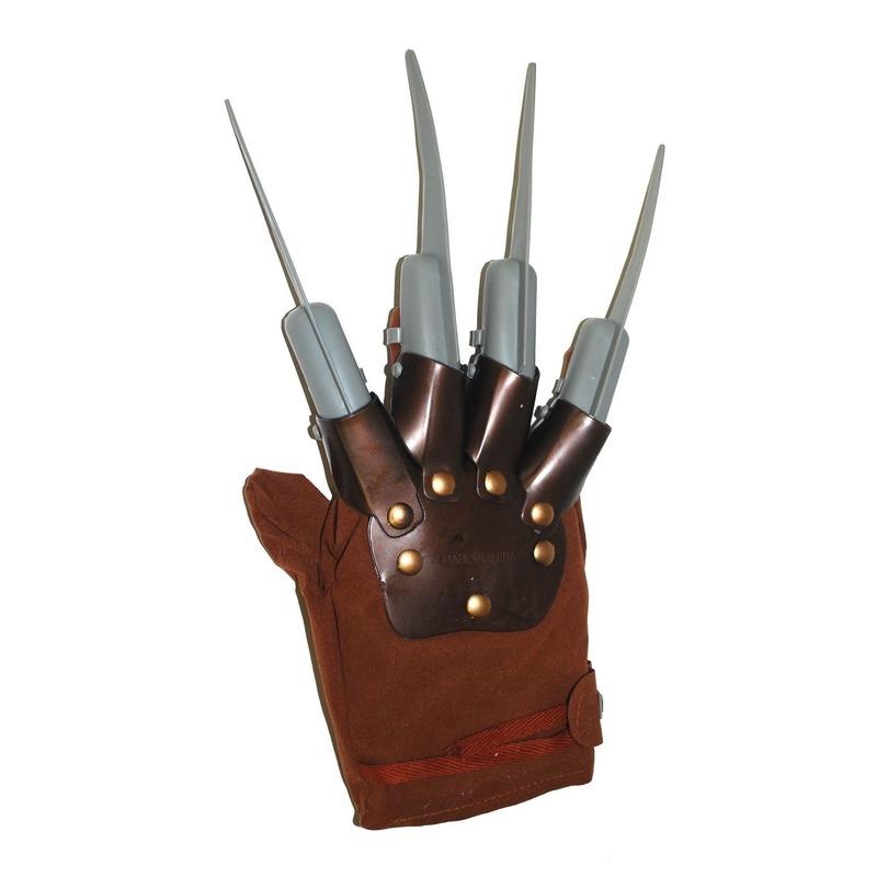 Halloween - Freddy Kruegers handschoen
