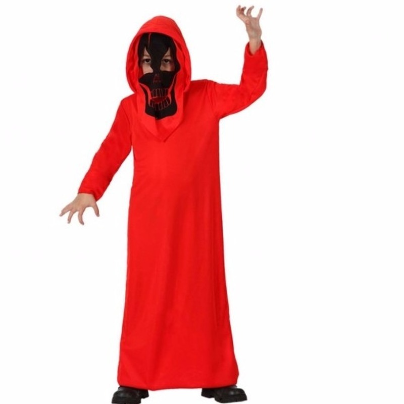 Halloween - Halloween duivels kostuum voor kinderen