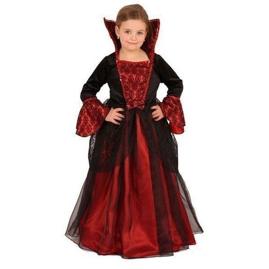 Halloween - Halloween kinderjurk voor meiden