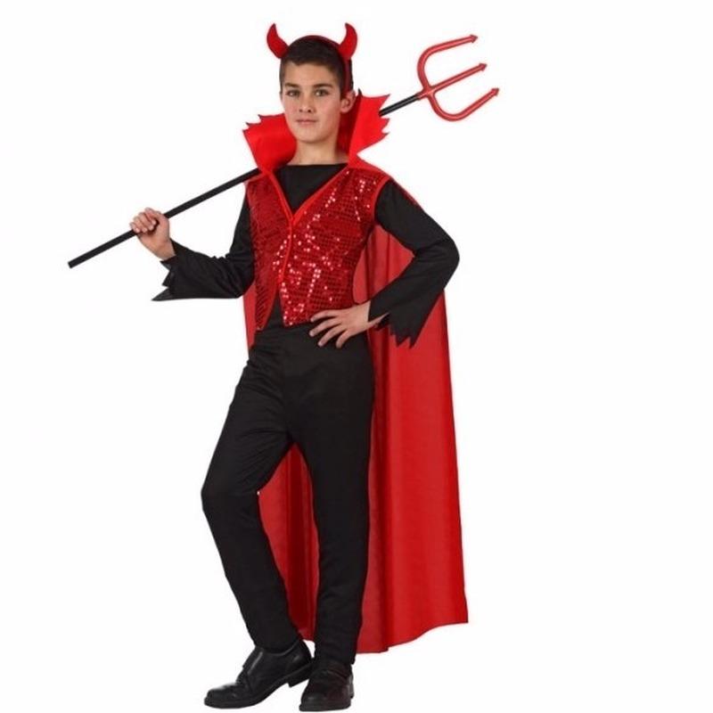 Halloween - Halloween rode duivel kostuum voor kinderen