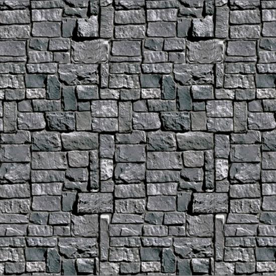 Halloween - Halloween scenesetter stenen muur