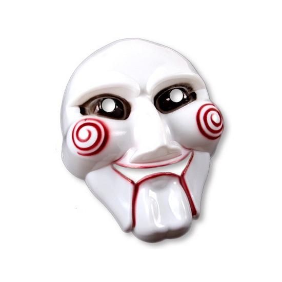 Halloween - Jigsaw halloween masker