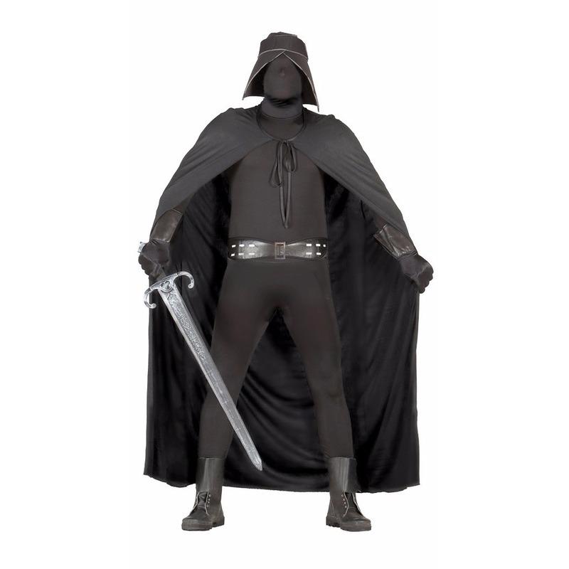 Halloween man Dark Lord kostuum