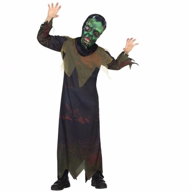 Halloween monster kostuum voor kinderen