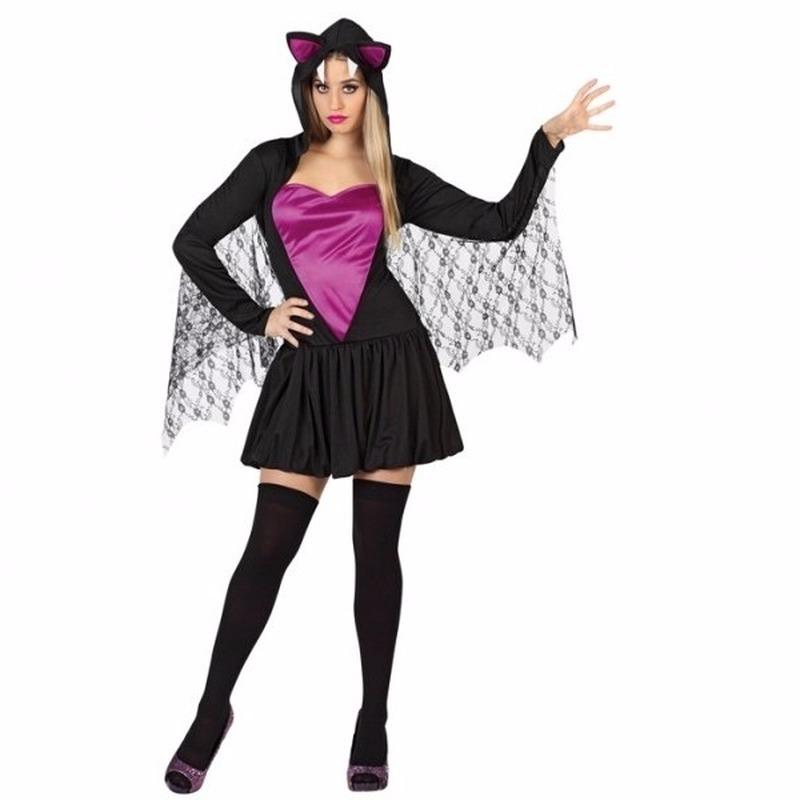 Halloween vleermuis jurkje voor dames