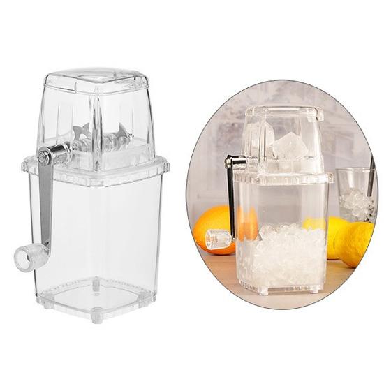 Handmatige ijscrusher / ijsmaler